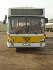 продам автобус МАН без пробега по СНГ