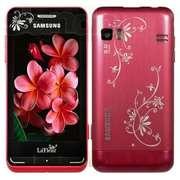Продам телефон Samsung Wave 723 La Fleur диагональю 3.2,  камера 5 Mpx
