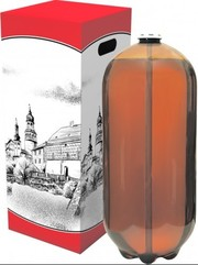 Чешское  пиво из Праги