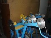 Комплектующие и станок для производства рабицы,  оборудование бизнеса