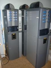 Надежный зерновой кофе автомат с приемом тенге