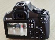 canon eos 1100d продается в отличном состоянии.