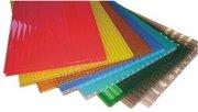 Продам  поликарбонат цветной  6мм(2.10х6)=22 100тг