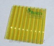 Продам  поликарбонат цветной  10 мм(2.10х6)= 30 750тг