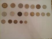 Продам царские монеты!