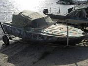 Рыболовный катер Казанка Амур
