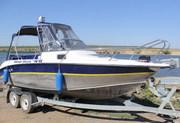 Каютный катер Silver Shark 605