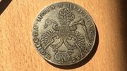 Монета Новая Цена Рубль 1725. Екатерина ИмператрицаСамодержицаВсеРосси