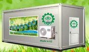 Гидропонное оборудование для выращивания готового корма. Уральск