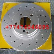 Тормозные диски на автомобиль Audi (Ауди) A4 B7