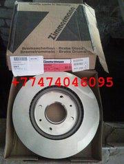 Тормозные диски на автомобиль: Audi (Ауди) Q7 4L