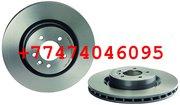Тормозные диски на автомобиль BMW (БМВ) 530 E60